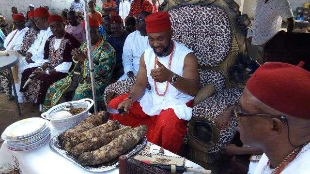 new yam festival - Top 6 Cultural Festivals In Nigeria