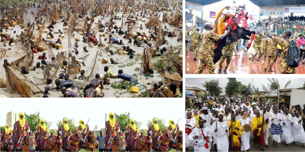 TOP 6 CULTURAL FESTIVALS IN NIGERIA