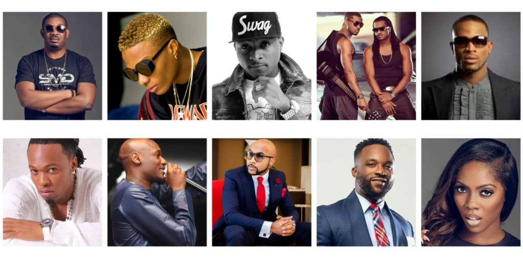 Top 10 Richest Musicians in Nigeria 2017