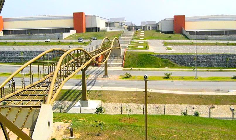 tinapa Resort - Top 5 tourist destinations in Nigeria.