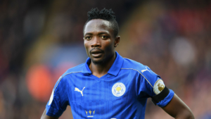 Ahmed Musa - Top 10 highest paid Nigerian Professional footballers 2017