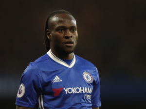 victor moses - Top 10 highest paid Nigerian Professional footballers 2017