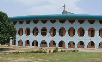 Top 5 Largest church auditoriums in Nigeria 2017 - The apostolic church auditorium