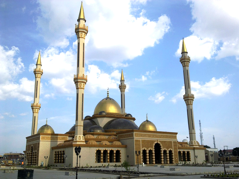 ISLAM - TOP RELIGIONS IN NIGERIA AND THE NUMBERS OF THEIR ADHERENTS