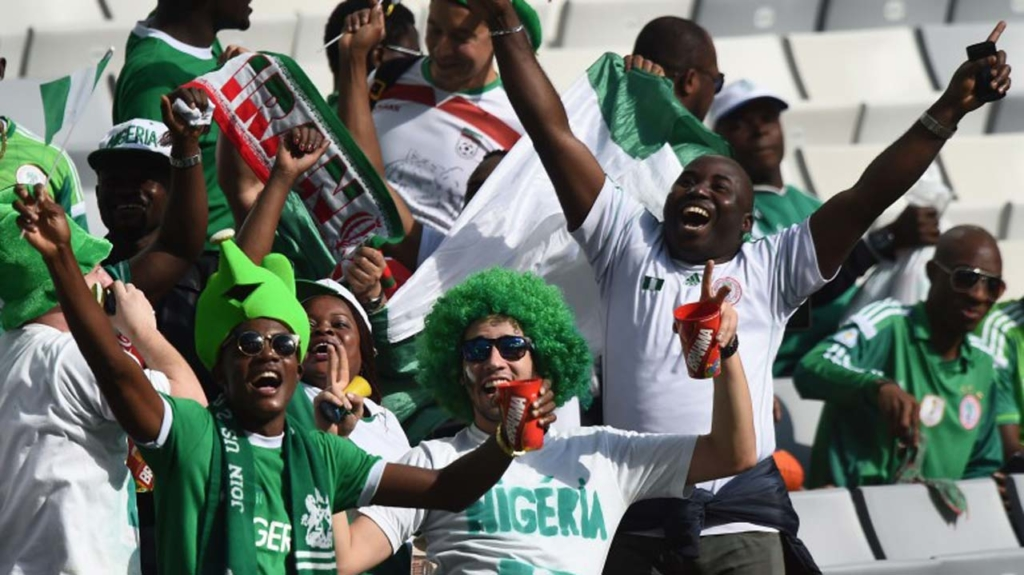 Nigerians are happy