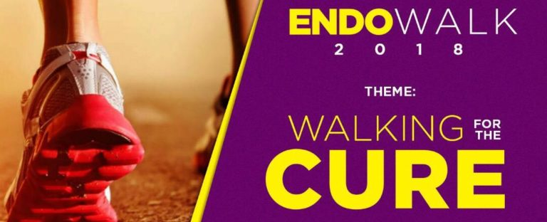 Endometriosis walk 2018
